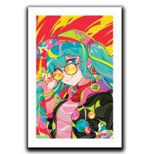 World Star Art Print
