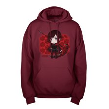 Ruby Nendostyle - Box Pullover Hoodie