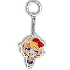 Sayori Con Exclusive Keychain
