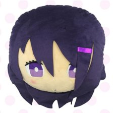 Yuri Plush Pillow