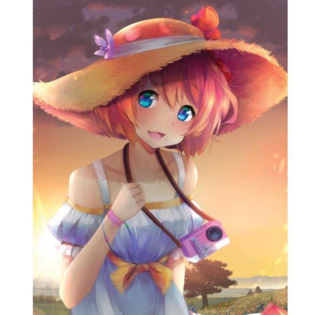 Date Series Sayori Poster