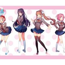 Literature Club Poster