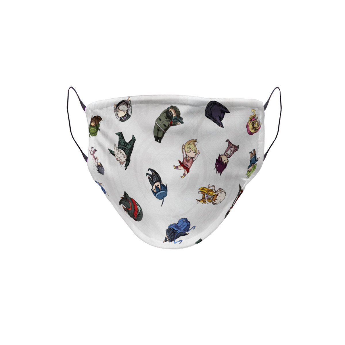 Chibi Danganronpa Mask