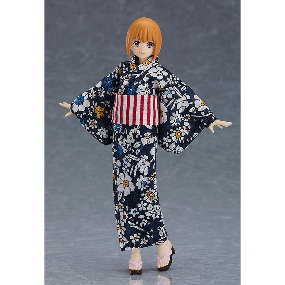 figma Female Body (Emily) with Yukata Outfit
