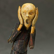 figma The Scream (Rerelease)
