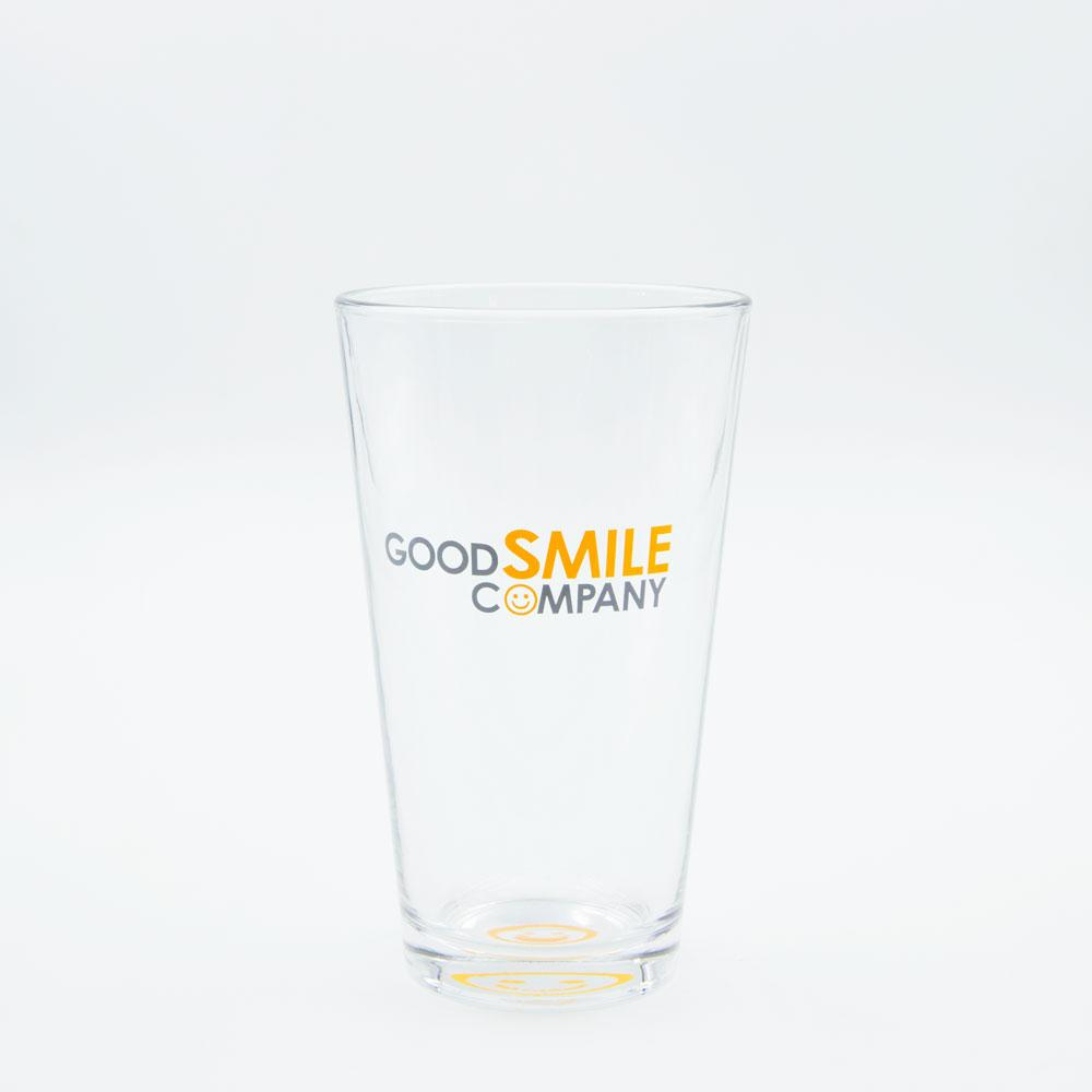 Good Smile Pint Glass