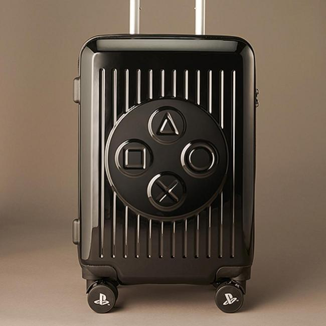 PlayStation Carry-on Luggage- PlayStation Symbols Ver.