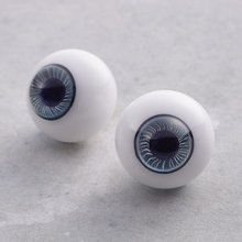 Harmonia bloom Original Glass Eye Series: Aquarius