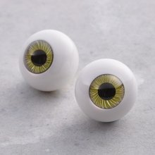 Harmonia bloom Original Glass Eye Series: Gemini