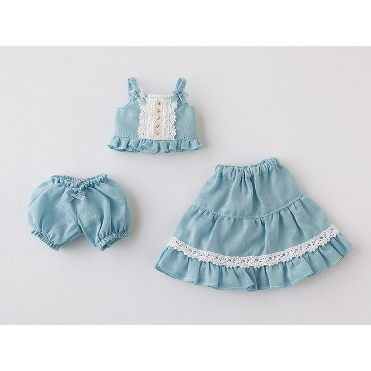 Harmonia bloom Roomwear: Blue