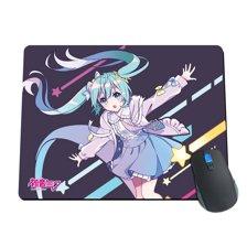 Miku Star Fever Mousepad