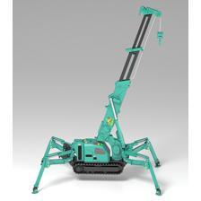 MODEROID MAEDA SEISAKUSHO Spider Crane (Green)
