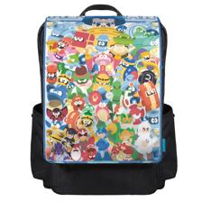 Mega (mixed) Man!Backpack Flap