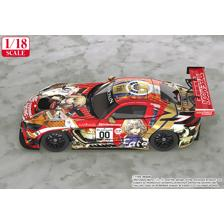1/18th Scale GOODSMILE RACING & TYPE-MOON RACING 2019 SPA24H Ver. - GSC Online Exclusive Edition