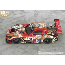 1/43rd Scale GOODSMILE RACING & TYPE-MOON RACING 2019 SPA24HVer.