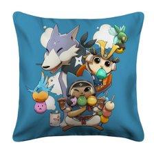 Dango Party Pillow Case