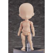 Nendoroid Doll archetype: Man (Cream)