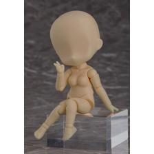 Nendoroid Doll archetype: Woman (Cinnamon)