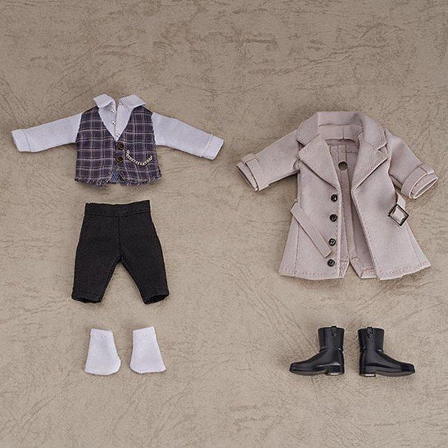 Nendoroid Doll: Outfit Set (Bai Qi: Min Guo Ver.)
