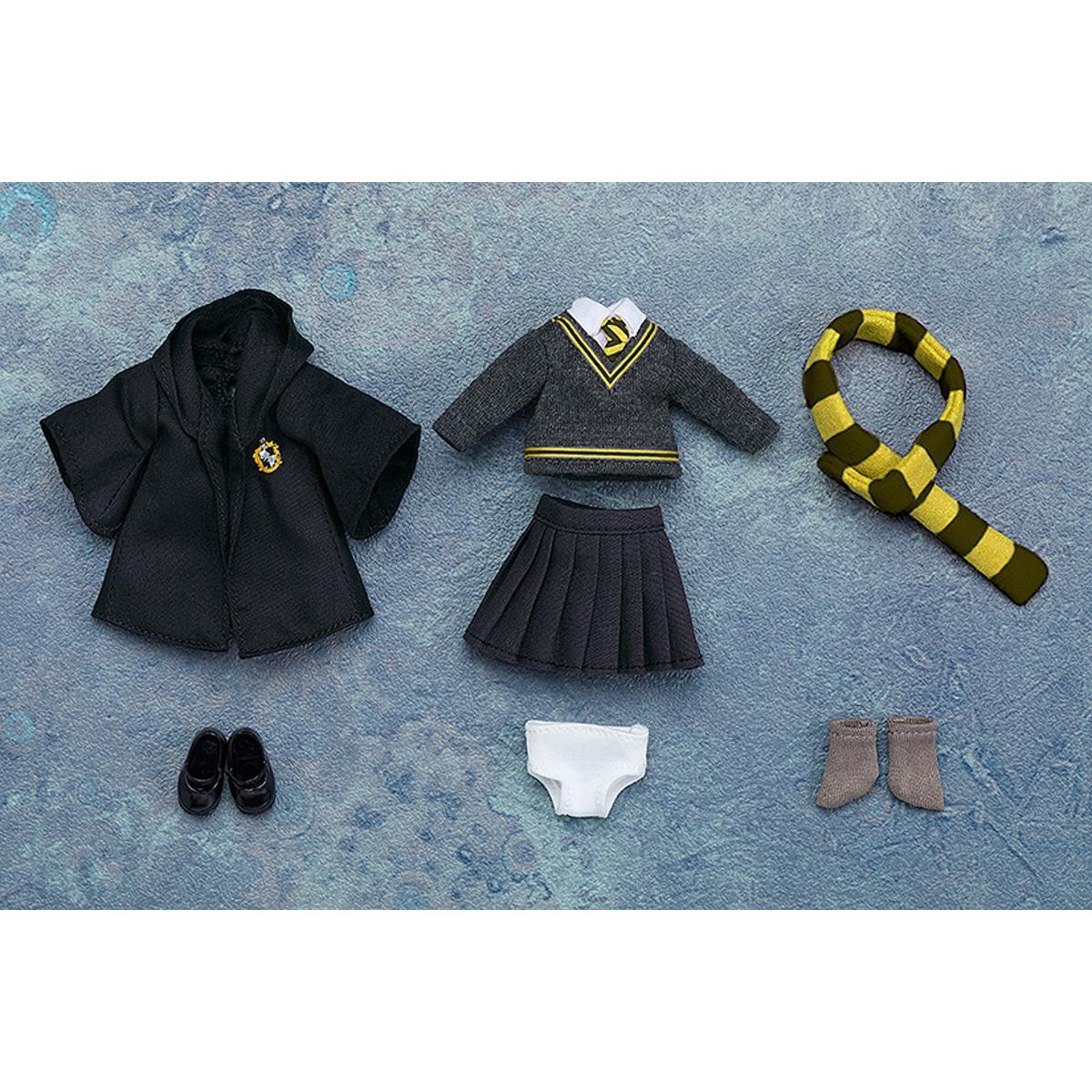 Nendoroid Doll: Outfit Set (Hufflepuff Uniform - Girl)