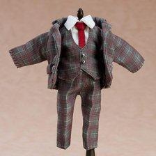 Nendoroid Doll: Outfit Set (Suit - Plaid)