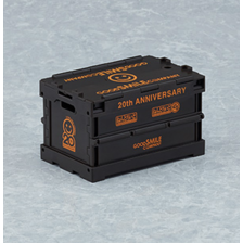 Nendoroid More Anniversary Container (Black/Clear/Orange)