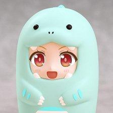 Nendoroid More: Face Parts Case (Blue Dinosaur)