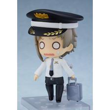 Nendoroid Atsushi Nakajima: Airport Ver.