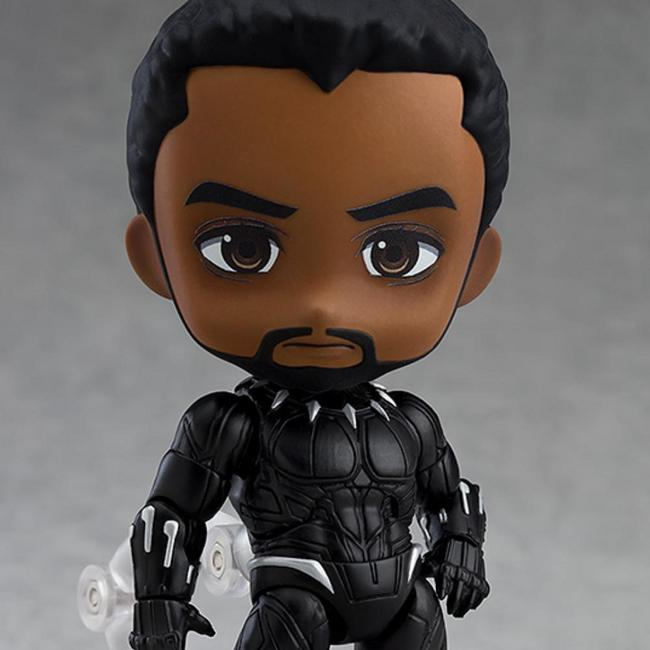 Nendoroid Black Panther: Infinity Edition DX Ver.