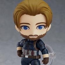 Nendoroid Captain America: Infinity Edition DX Ver.