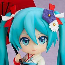 Nendoroid Hatsune Miku: Kōrin Kimono Ver.