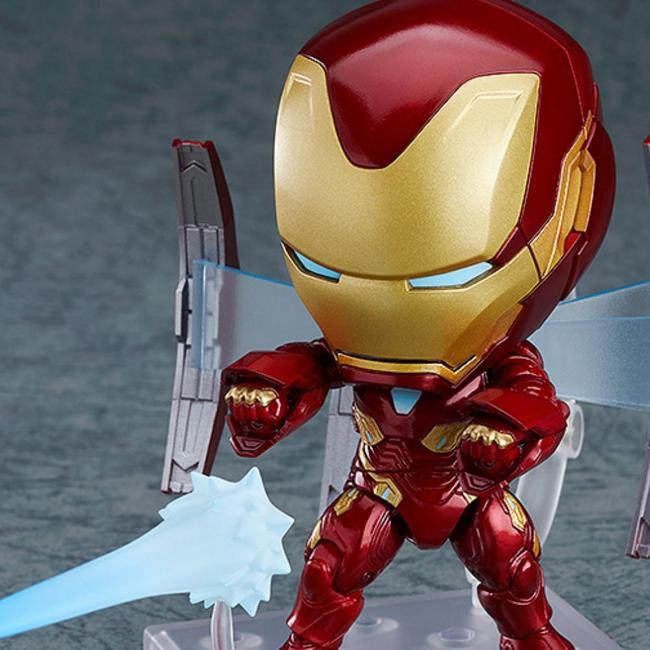 Nendoroid Iron Man Mark 50: Infinity Edition DX Ver.