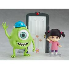 Nendoroid Mike & Boo Set: DX Ver.