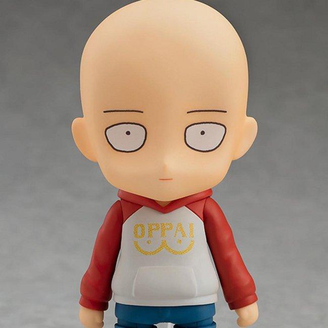 Nendoroid Saitama: OPPAI Hoodie Ver.