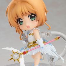 Nendoroid Sakura Kinomoto: CLEAR Ver.