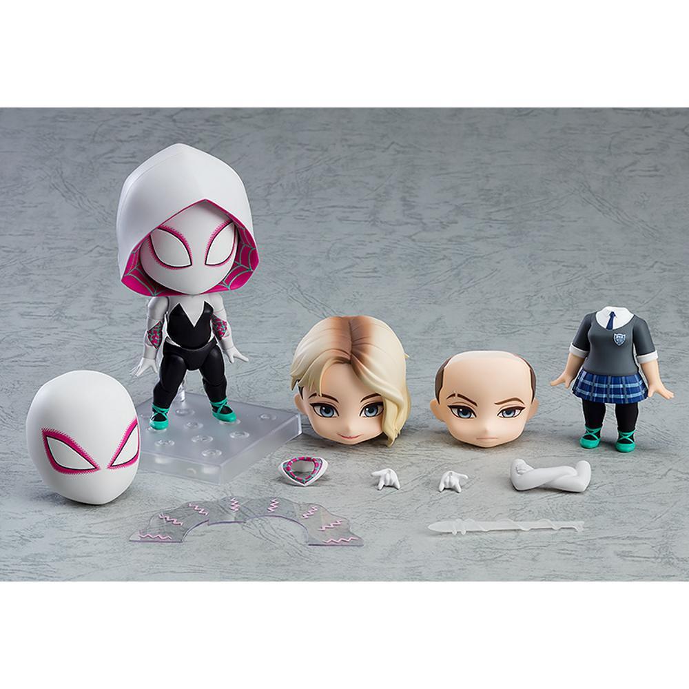 Nendoroid Spider-Gwen: Spider-Verse Ver. DX