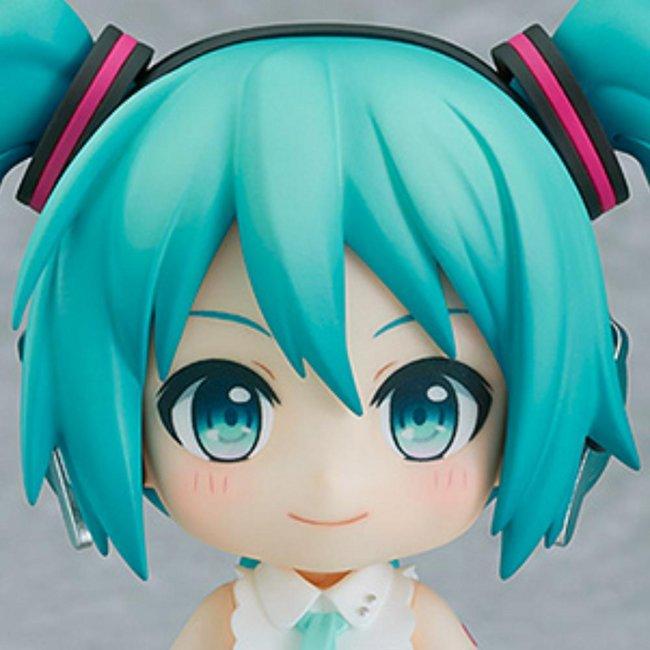Nendoroid Swacchao! Hatsune Miku NT: Akai Hane Central Community Chest of Japan Campaign Ver.