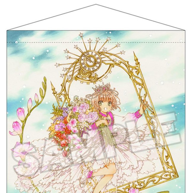 Cardcaptor Sakura A3 Tapestry (Rerelease)