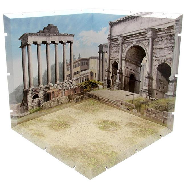 Dioramansion 150: Roman Forum