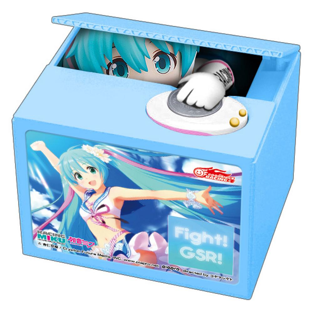 Racing Miku 2019 Ver. Chatting Bank 001/002/003/004