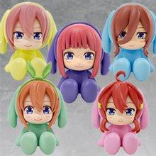 Chocot The Quintessential Quintuplets ∬ Ichika/Nino/Miku/Yotsuba/Itsuki