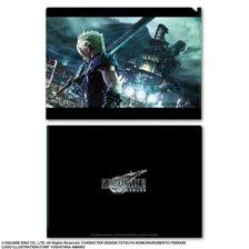 Final Fantasy VII Remake Metallic File Vol.1
