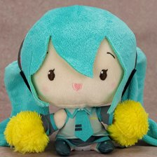 HATSUNE MIKU Cute - Cheering Ver.- A