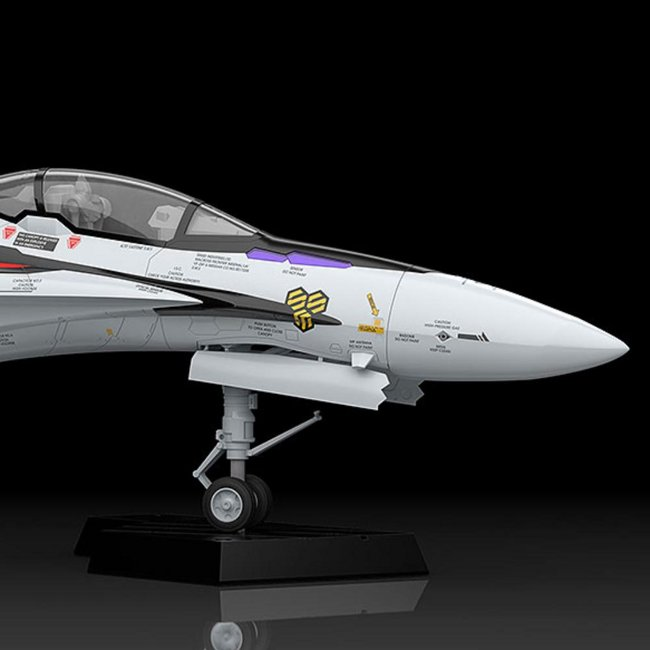 PLAMAX MF-51: minimum factory Fighter Nose Collection VF-25F