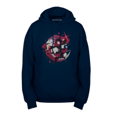 Crescent Rose Pullover Hoodie