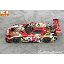 1/64 Scale GOODSMILE RACING & TYPE-MOON RACING 2019 SPA24H Ver.
