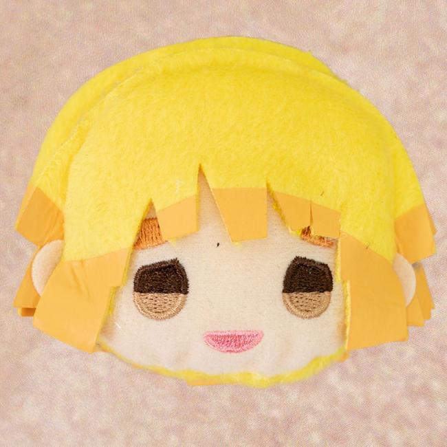 """Charamaru """"Demon Slayer: Kimetsu no Yaiba"""" Mascot Badge C: Zenitsu Agatsuma"""