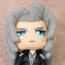 Sephiroth Mini Plush
