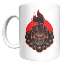 Akuma Burning Mug